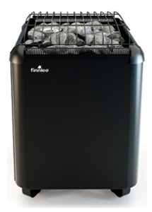 laava with rock grill heater