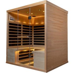 S840 Infrared Sauna at The Sundance Sauna Store