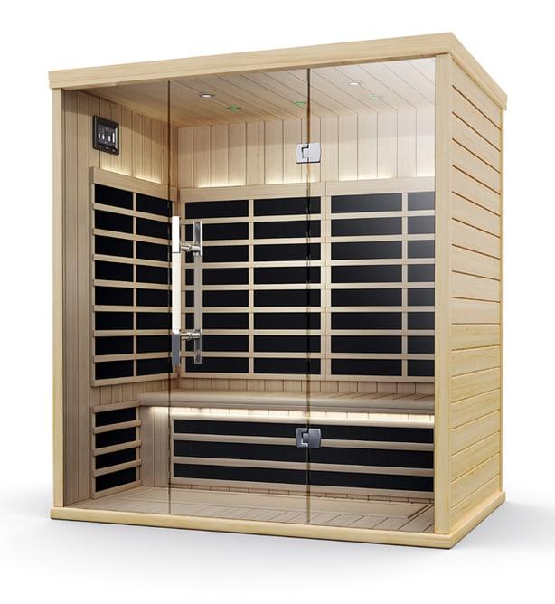 Isolated Home Sauna in Hamilton, ON