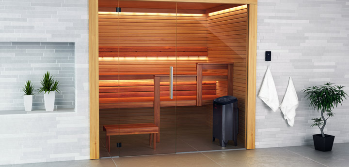 Sauna Interiors by The Sundance Sauna Store