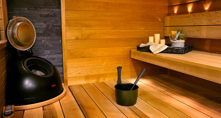 Sauna in Hamilton, ON